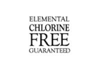 ELEMENTAL CHLORINE FREE.