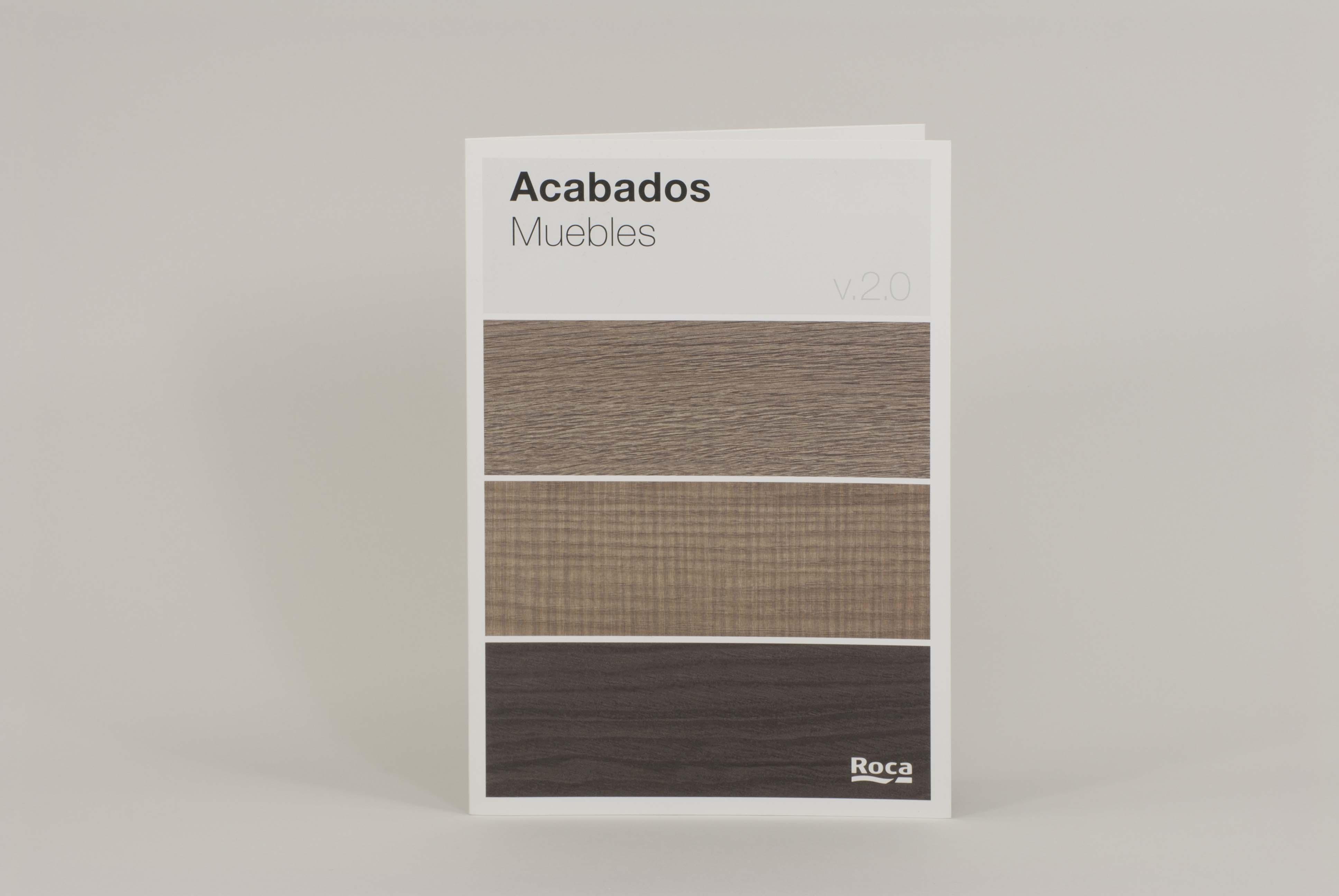 Roca S Sample Book Tecnicart  # Muebles Heima Roca